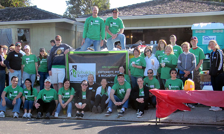 Rebuilding Together 2011