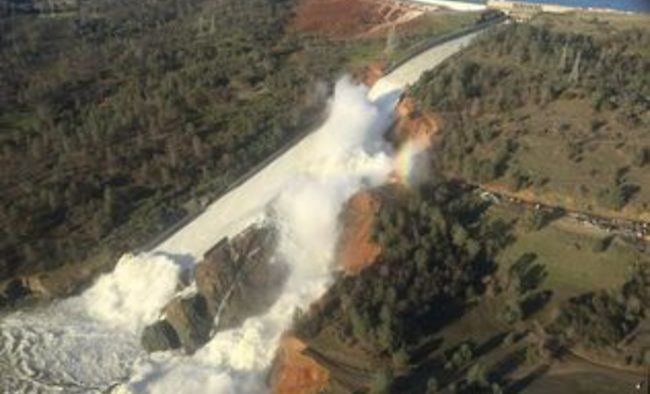 Niall McCarthy Discusses Oroville Dam Lawsuit with CBS13